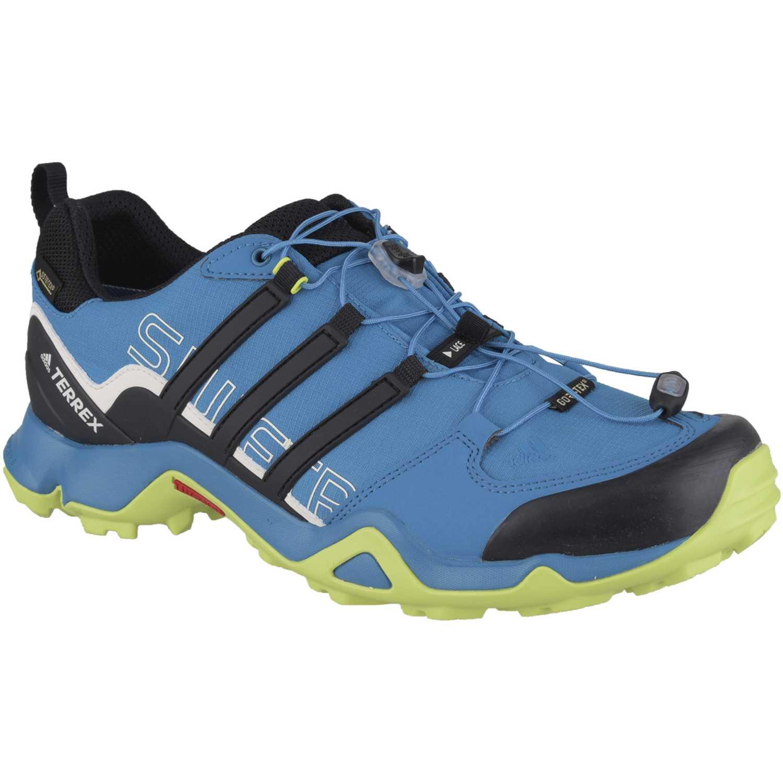 Zapatilla de Hombre Adidas Celeste   negro terrex swift r gtx ... b6595ed463a72