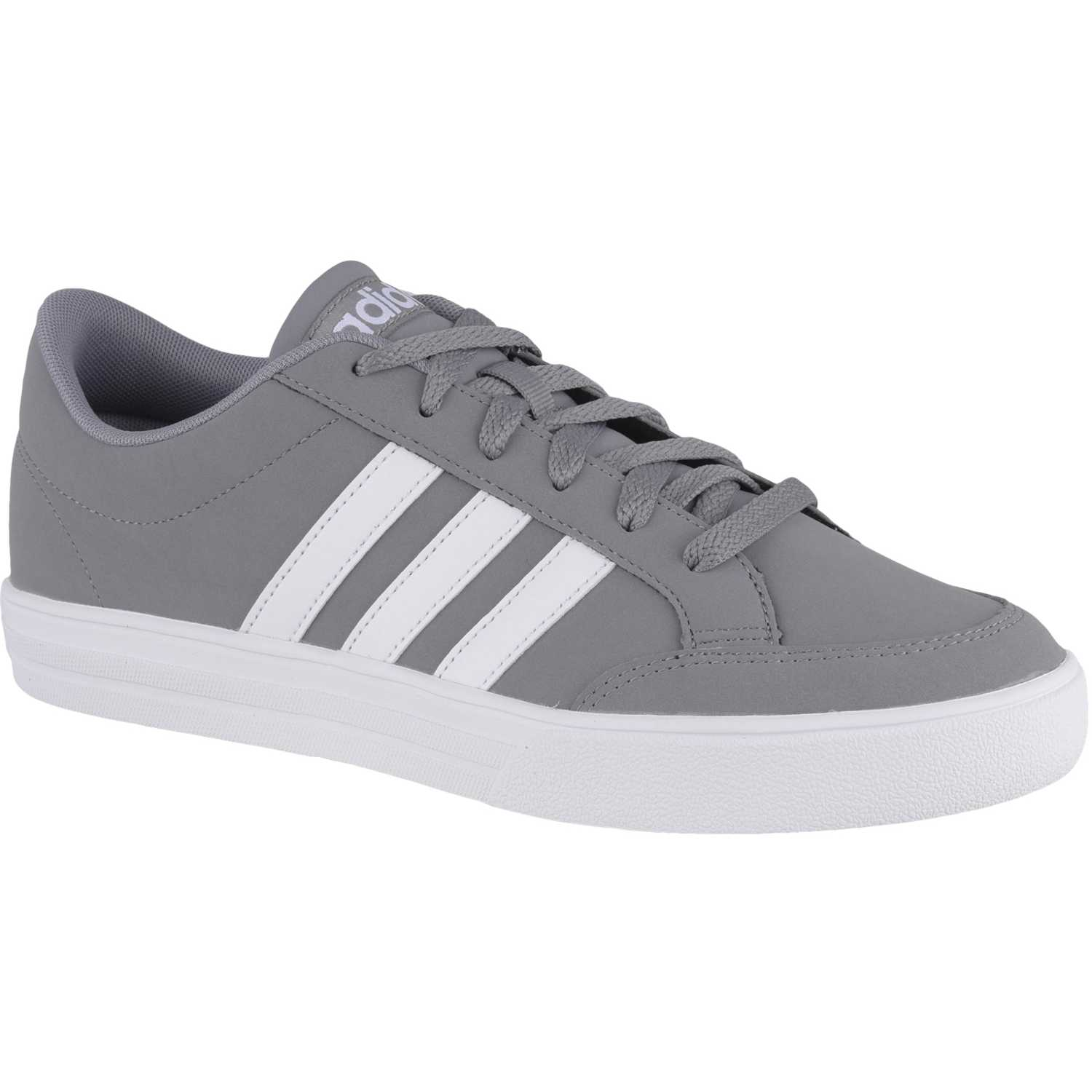 new product 3fee8 f037a ... authentic zapatilla de hombre adidas neo gris vs set d4247 e0b0c