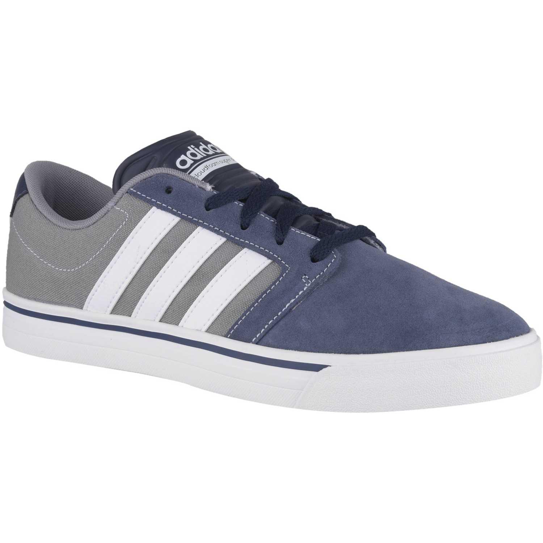 adidas NEO Gris   azul de Hombre modelo CF SUPER SKATE Skate Zapatillas  casual Urban Zapatillas b280d65c0b4