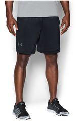 Under Armour Negro / Plomo de Hombre modelo UA RAID 8 NOVELTY SHORT Deportivo Shorts