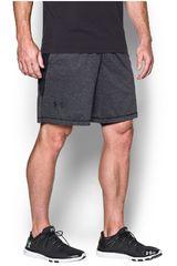 Under Armour Plomo de Hombre modelo UA RAID 8 NOVELTY SHORT Deportivo Shorts