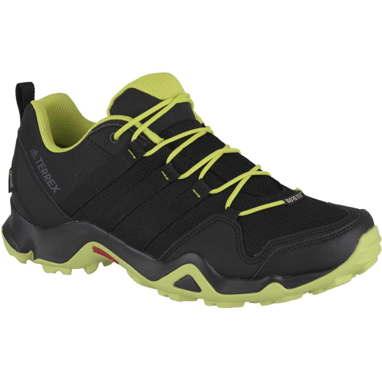 8270572960524 Zapatilla de Hombre Adidas Negro   verde terrex ax2r gtx ...