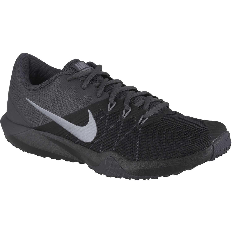 the latest eba43 02114 Zapatilla de Hombre Nike negro   plomo retaliation tr