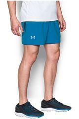 Under Armour Celeste / Azul de Hombre modelo UA LAUNCH SW 5 SHORT Shorts Deportivo