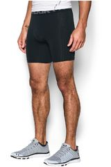 Under Armour Negro /Gris de Hombre modelo HG ARMOUR CS COMP SHORT Deportivo Pantalonetas Shorts