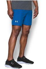 Under Armour Azulino / Gris de Hombre modelo HEATGEAR RUN 7 WOVEN SHORT Shorts Deportivo