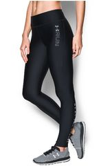 Under Armour Negro / Blanco de Mujer modelo FLY BY STREET STYLE LEGGING Deportivo Leggins