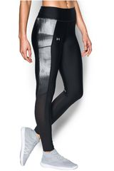 Under Armour Negro / Blanco de Mujer modelo FLY BY PRINTED LEGGING Deportivo Leggins