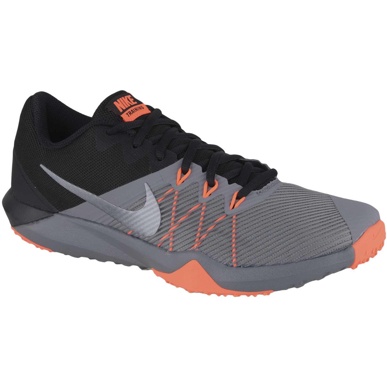 the best attitude 17d1a f2251 Zapatilla de Hombre Nike Gris   Naranja retaliation tr