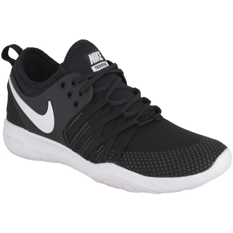 e7a5b89933c6d Zapatilla de Mujer Nike Negro / blanco wmns free tr 7 | platanitos.com
