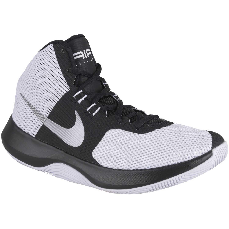 998b752ec71 Zapatilla de Hombre Nike Gris   negro air precision