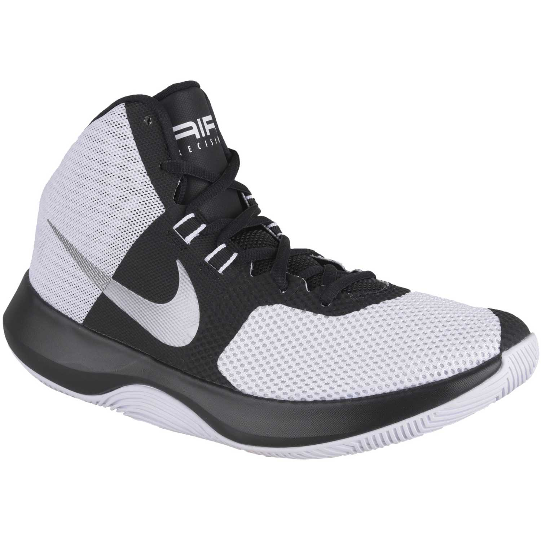 61ae809d3f6 Zapatilla de Hombre Nike Gris   negro air precision