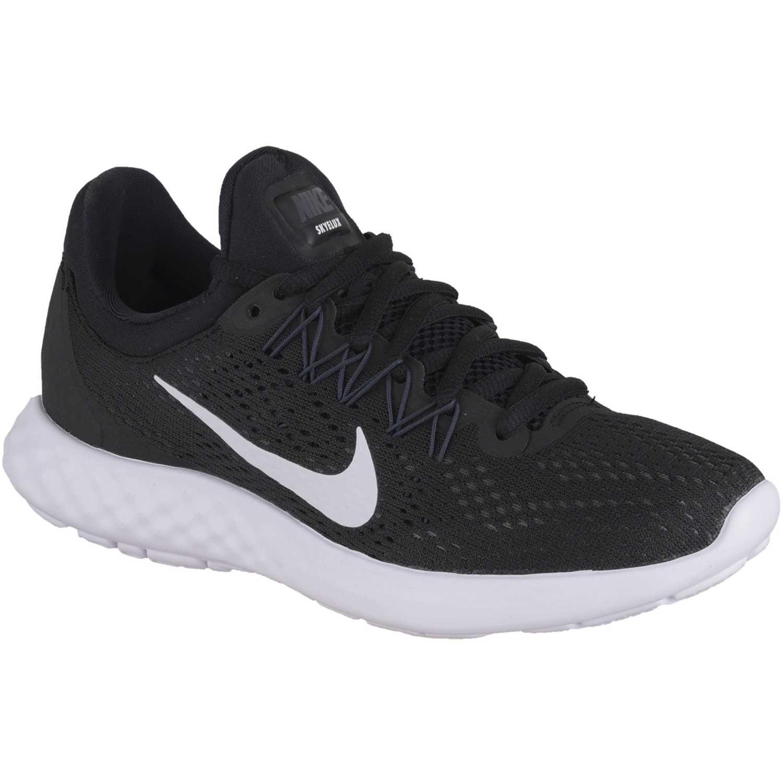 check out 35b63 15fcd Zapatilla de Mujer Nike Negro   blanco wmns lunar skyelux