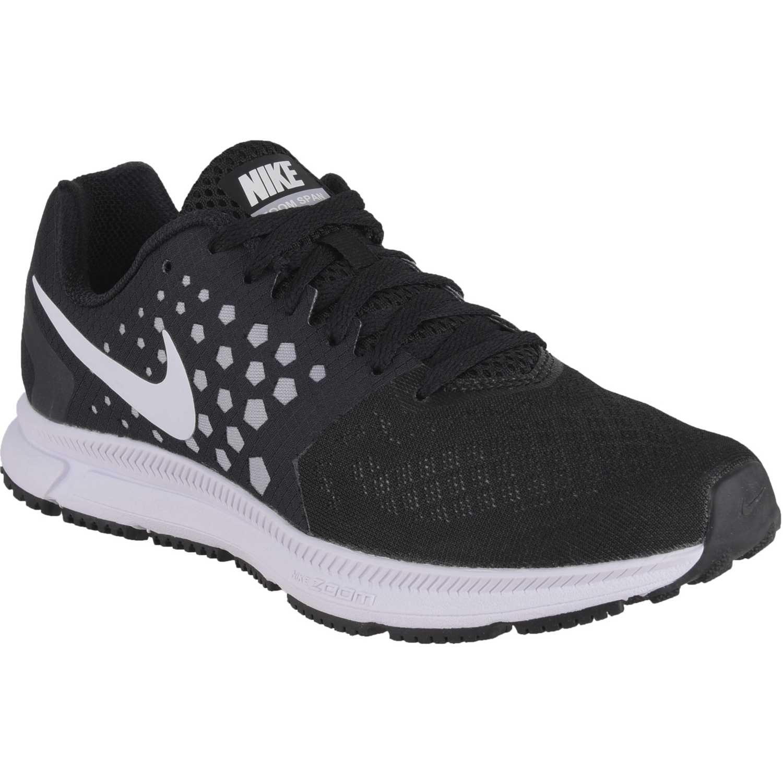 8c42c8205d2 Zapatilla de Mujer Nike Negro   blanco wmns zoom span
