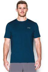 Under Armour Azul Petróleo de Hombre modelo UA RAID SS Polos Deportivo Camisetas