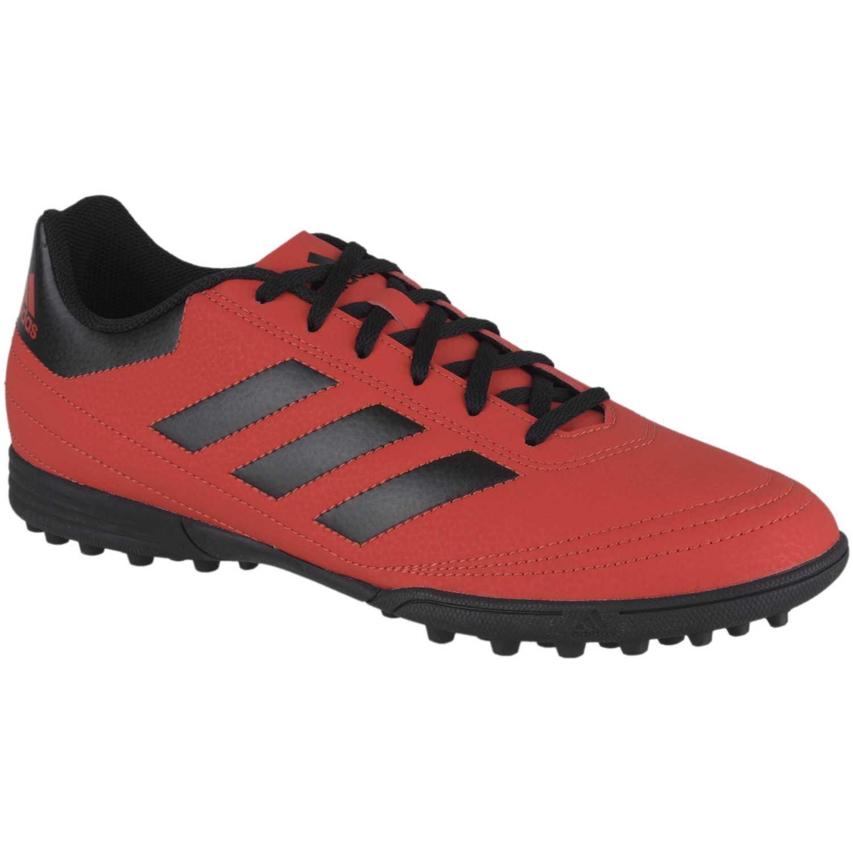 san francisco fba68 29c14 Zapatilla de Hombre adidas Rojo   Negro goletto vi tf