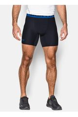 Under Armour Negro / Azul de Hombre modelo HG ARMOUR 2.0 COMP SHORT Deportivo Shorts Pantalonetas