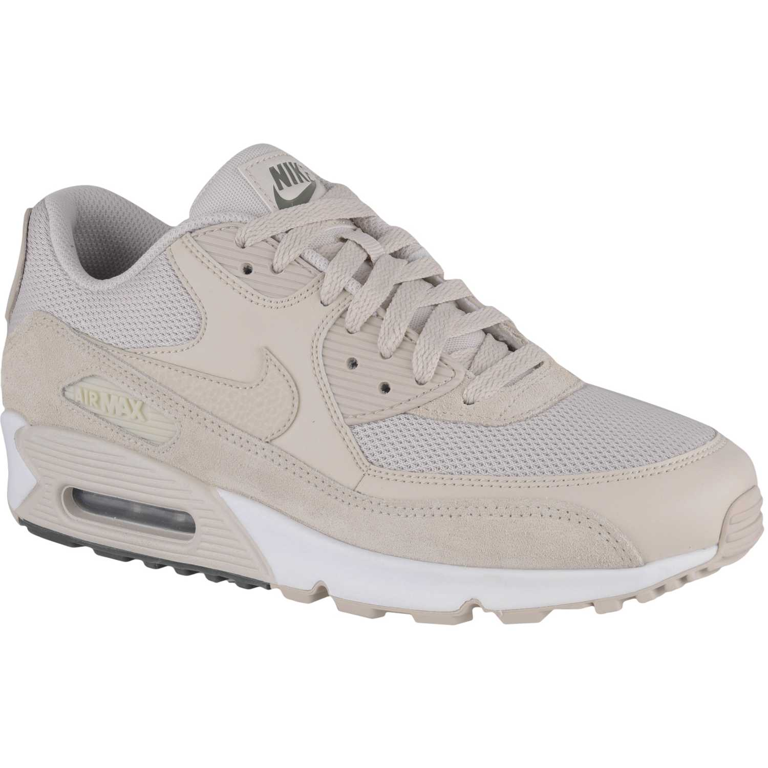 huge discount b50a8 74f6b Zapatilla de Hombre Nike Beige  Blanco air max 90 essential