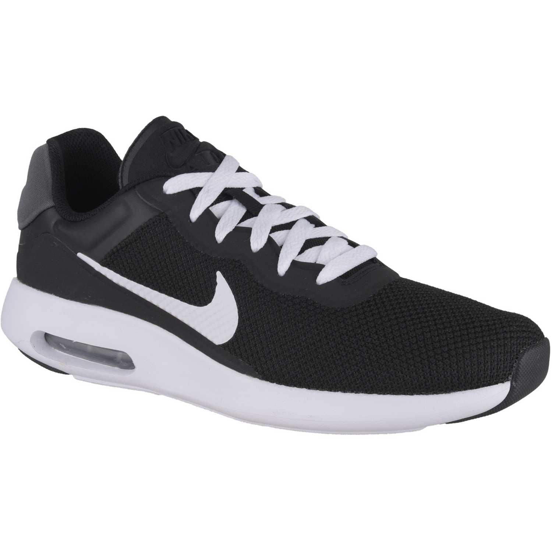 new style cd9a2 fbbd0 Zapatilla de Hombre Nike Negro   blanco air max modern essential
