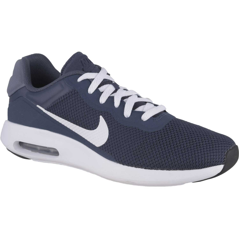 best website 65362 5311b Zapatilla de Hombre Nike Azul   blanco air max modern essential