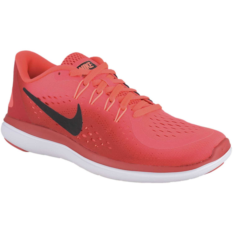 e54d021e341 Zapatilla de Mujer Nike Rojo   negro wmns flex 2017 rn