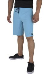 Billabong Celeste de Hombre modelo ALL DAY X Shorts Casual
