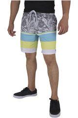 Billabong Plomo / Gris de Hombre modelo SPINNER LT PRINT Casual Shorts