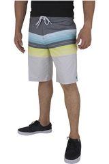Billabong Plomo / Gris de Hombre modelo SPINNER LT 21 Shorts Casual