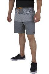 Billabong Gris / Plomo de Hombre modelo TRI BONG LT OTG Casual Shorts