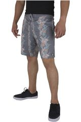 Billabong Plomo / Gris de Hombre modelo SUNDAYS LT SURF CLUB Shorts Casual