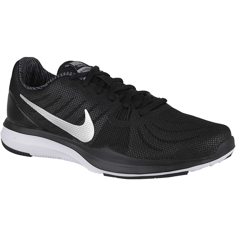 promo code cab34 2e632 Zapatilla de Mujer Nike Negro   plateado w in-season tr 7