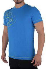 Lotto Celeste de Hombre modelo Q9680 Camisetas Polos Deportivo
