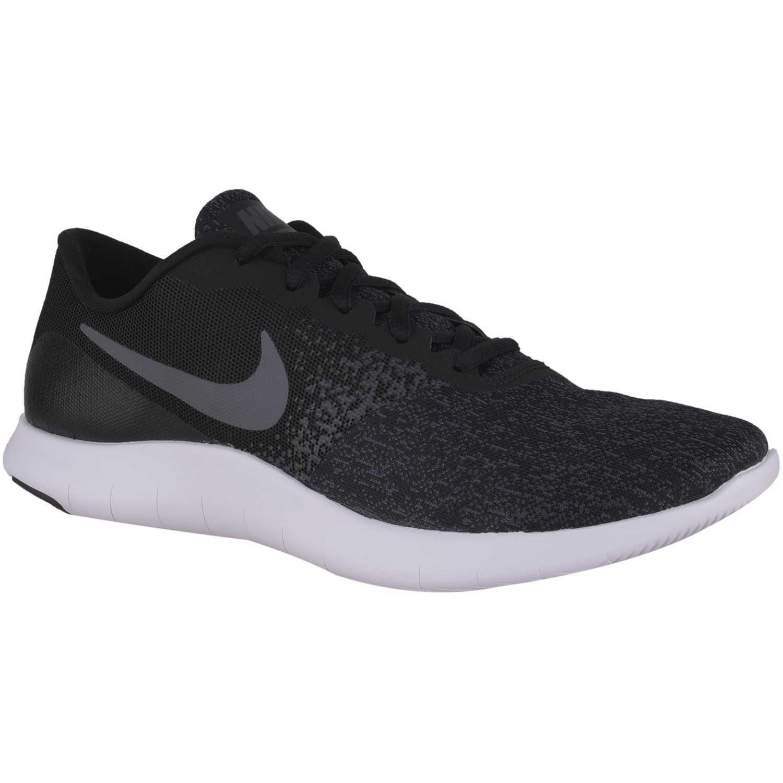 Zapatilla de Hombre Nike Negro   plomo flex contact  c6af6177f6a15