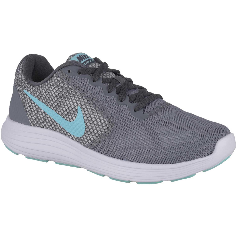 Zapatilla de Mujer Nike Pl/tq wmns revolution 3