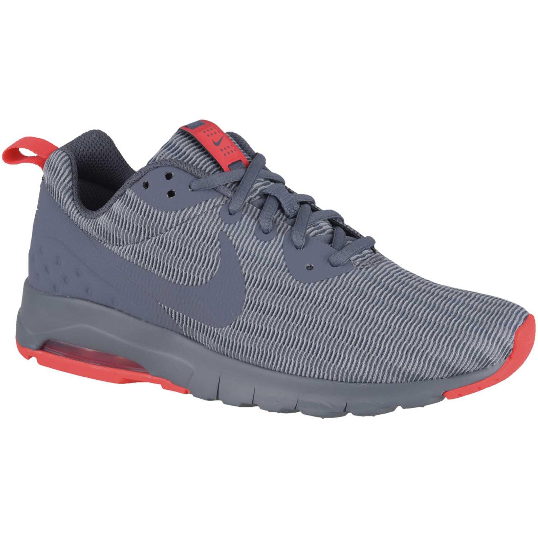 Zapatilla de Mujer Nike Gris / naranja wmns air max motion lw se