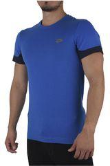 Lotto Azul / Negro de Hombre modelo R7112 Camisetas Deportivo Polos