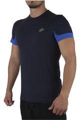 Lotto Acero / Celeste de Hombre modelo R7113 Camisetas Deportivo Polos