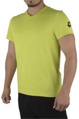 Lotto Verde de Hombre modelo Q7994 Camisetas Deportivo Polos