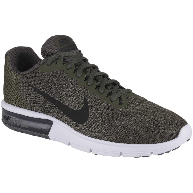 Nike Air Max Sequent blanco