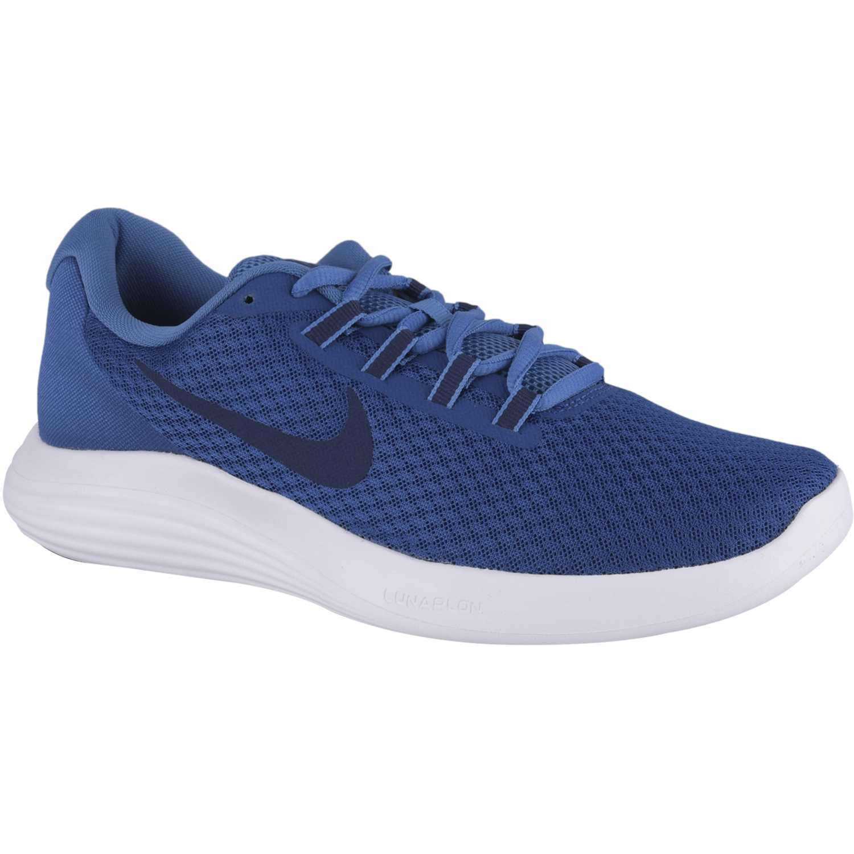 Zapatilla de Hombre Nike Azul / acero lunarconverge
