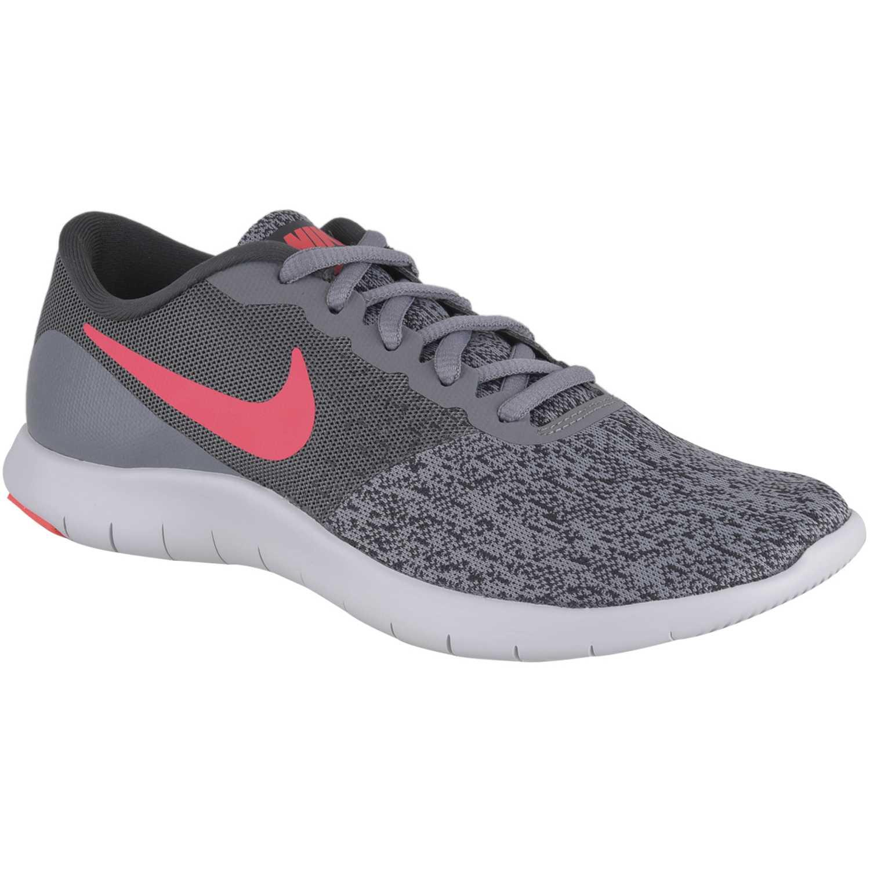 Zapatilla de Mujer Nike Gris   coral wmns flex contact  ce2e4fa9793c3