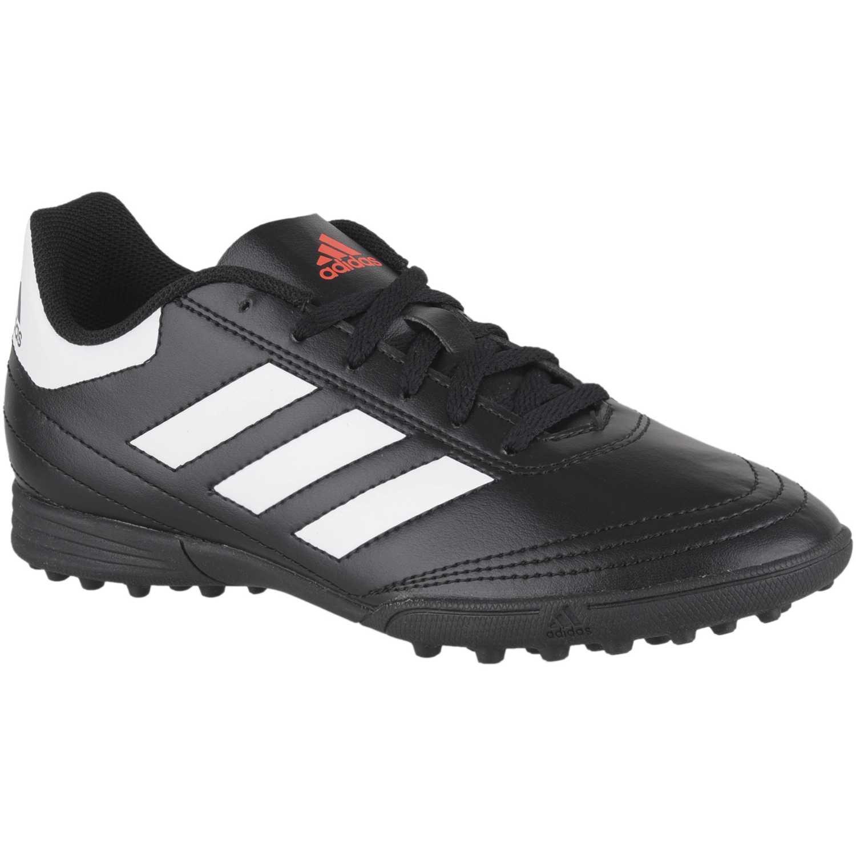 Zapatilla de Jovencito Adidas Negro / blanco goletto vi tf j