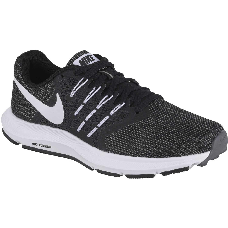 Zapatilla de Mujer Nike Negro / blanco wmns run swift