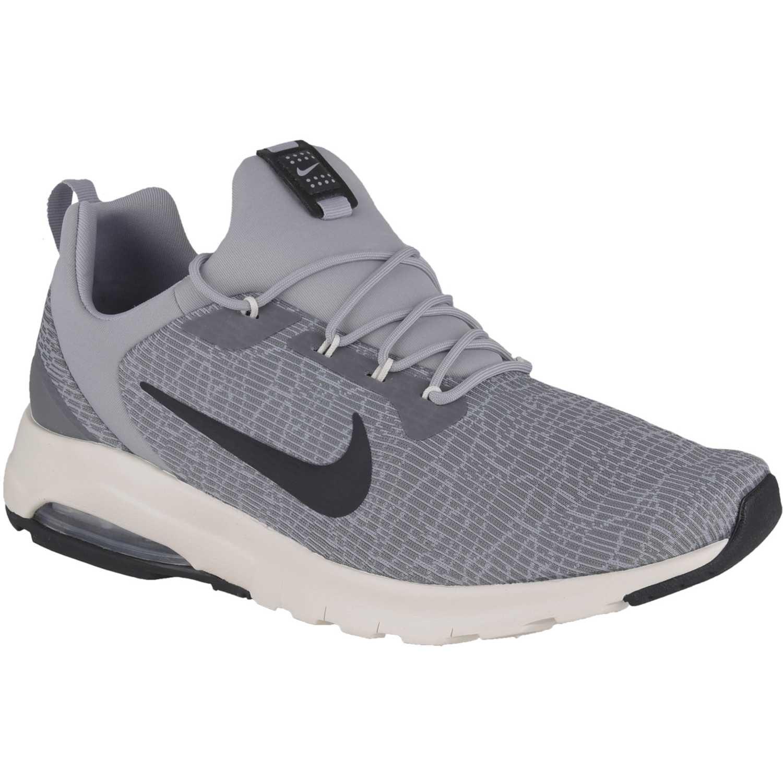 hot sale online a2a27 d2f75 Zapatilla de Hombre Nike Gris   negro air max motion racer
