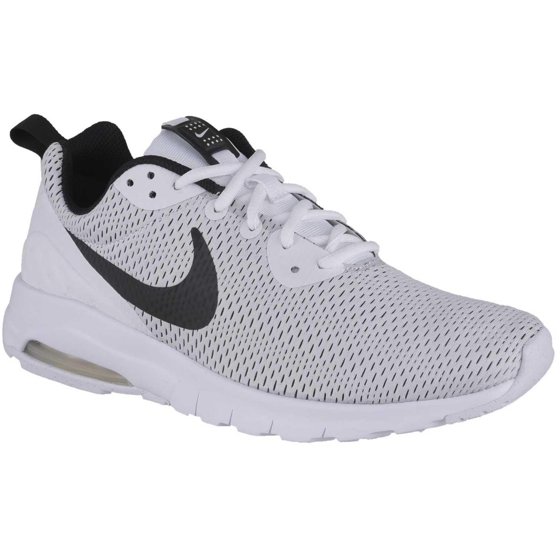 886eb4f6d08 Zapatilla de Hombre Nike Blanco   negro air max motion lw se ...