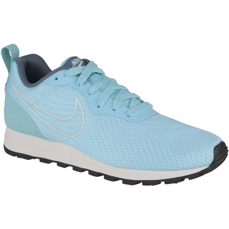Zapatilla de Mujer Nike Celeste   blanco wmns md runner 2 eng mesh ... a558c98ee1e90