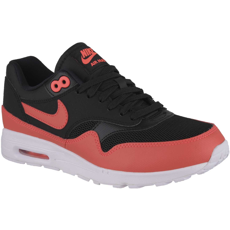 new arrival 9e89b baf7e Zapatilla de Mujer Nike Negro  coral w air max 1 ultra 2.0