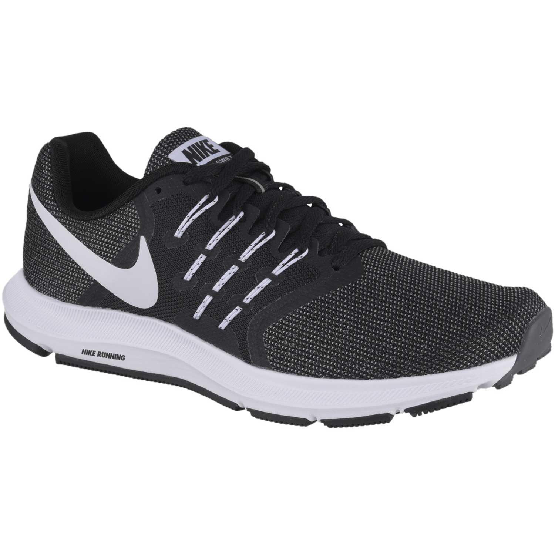 Zapatilla de Hombre Nike Negro   blanco run swift  9b8e1b4b1ca