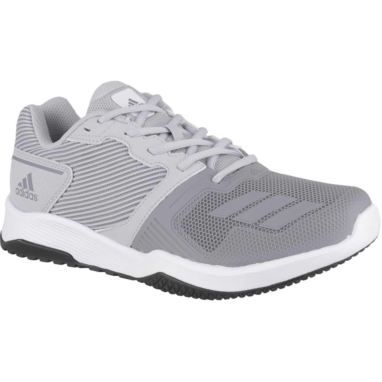 zapatillas hombre adidas gris