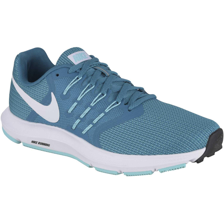 20a82a0f8ae Zapatilla de Mujer Nike Celeste   blanco wmns run swift
